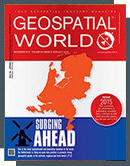 Geospatial World Magazine for Geographic Information, Articles and News