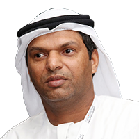 Abdulla Mohamed Alkhaddeim, Director of Project Department, Fujairah Municipality, UAE