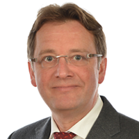 Ewout Korpershoek, Executive Vice President, Mergers and Acquisitions Topcon Positioning Systems, The Netherlands