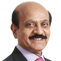 Mohan Reddy, Executive Chairman, Cyient, India