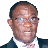 Prof Bruce Banoeng-Yakubo, Chief Director, Ministry of Lands and Natural Resources, Ghana