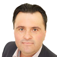 Slavco Velickov, Industry Sales Director, Europe, Bentley Systems, The Netherlands