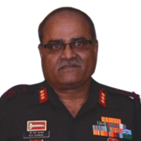 LT GEN GOVIND CHANDEL, Director General, Rashtriya Rifles, India