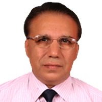 Dr M. Bhutiyani, Director, Defence Terrain Research Laboratory,
