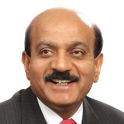 DR. BVR MOHAN REDDY, Founder, Chairman and Managing Director Cyient, India