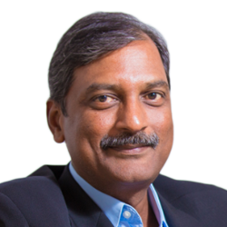 Rajesh Alla, Chairman and Managing Director, IIC Technologies, India