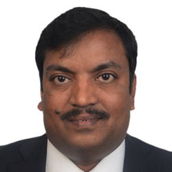 Rajesh Paul, Director and Co-Owner, Excel Geomatics, India