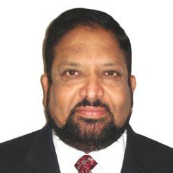 Dr. Rao S. Ramayanam, Vice President Sales, Middle East, Africa and South Asia, Urthecast,  Canada