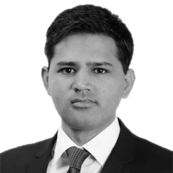 Vaibhav Malik, Senior Manager - Aerospace and Defense, USIBC, India