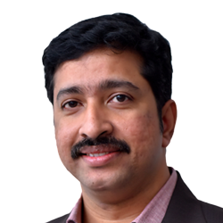 Vinay Babu Adimulam, Senior Manager-Technical Services, Hexagon Geospatial, India