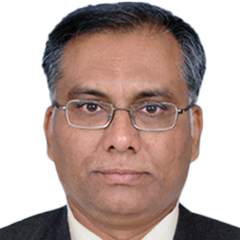Dr. Y V N Krishnamurthy, Director, National Remote Sensing Centre,