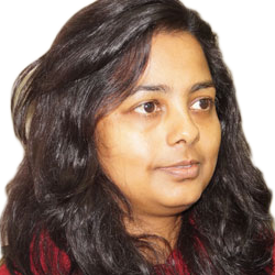 ModeratorAnamika Das, Vice President - Market Intelligence and Business Consulting, Geospatial Media and Communications, India