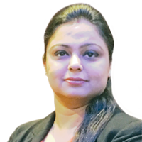 JYOTSANA CHUCHRA, Senior Manager, Market Intelligence and Business Consulting Geospatial Media and Communications, India