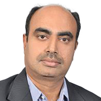 DINAKAR DEVIREDDY, Head Innovation,  Cyient, India