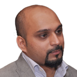 Nikhil Nayak, National Manager -  Channel Sales & Strategic alliance,  Trimble Buildings Architecture Division, India