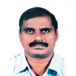 P VENUGOPAL, Director, Andhra Pradesh Water Resource & Monitoring Department, India