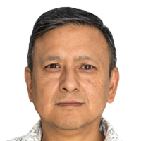 Birendra Bajracharya, Regional Programme Manager, Mountain Environment Regional Information System, International Centre for Integrated Mountain Development (ICIMOD), Nepal
