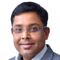 Pritish Bisoyi, National Manager - India & SAARC, Hexagon Geospatial, India