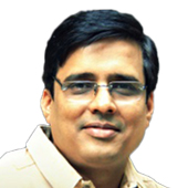 Vinit Goenka, Member Taskforce (IT), Ministry of Road Transport & Highways, Member Governing Council, Centre for Railway Information System, India