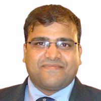 Vishal Bargat, SVP & Head, GeoCivic, CyberTech, India