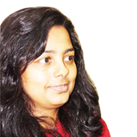 Anamika Das, Vice President - Outreach and Business Development, Geospatial Media and Communications, India