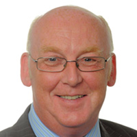 Iain Langlands, FRICS, GIS Manager, Glasgow City Council,
