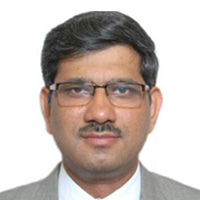 Srikanth Kommu, General Manager - Technical / Projects, Delhi Mumbai Industrial Corridor Development Corporation, India
