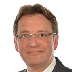 Ewout Korpershoek, Executive Vice President, Mergers and Acquisitions, Topcon Positioning Group, The Netherlands