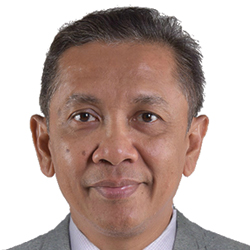 Hasanuddin Z. Abidin, Head, Geospatial Information Agency, Indonesia