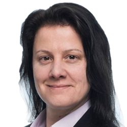 Katherine Broder, President, Construction Tools Division, Hexagon, Switzerland
