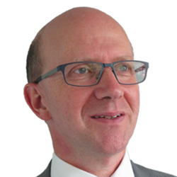 Martin Salzmann, Strategy Lead,  Cadastre, Land Registry and Mapping Agency, The Netherlands