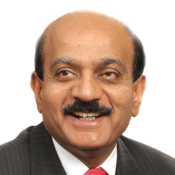 B.V.R. MOHAN REDDY, Executive Chairman, Cyient, India