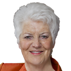 Sybilla Dekker, Honorary Minister of State, Former Minister of Housing, Spatial Planning and the Environment, The Netherlands