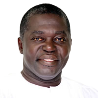 Hon. BENITO OWUSU-BIO, Deputy Minister of Lands and Natural Resources, Ghana,