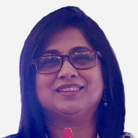 Anusuya Datta, Executive Editor, Geospatial Media and Communications, India